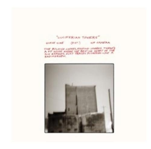 Godspeed You! Black Emperor – Luciferian Towers.   (Vinyl, LP, Album, 180g)
