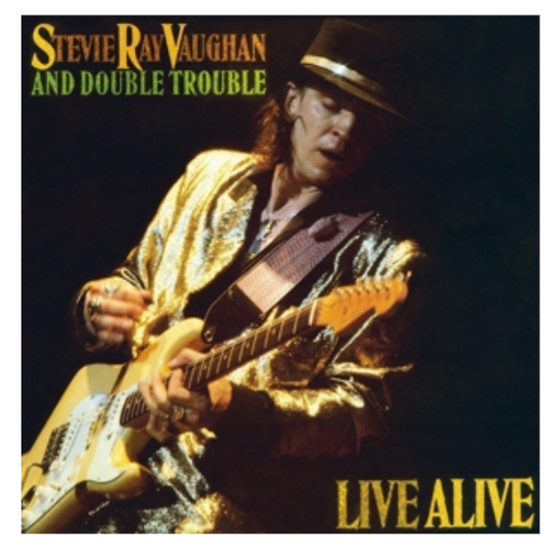 Stevie Ray Vaughan And Double Trouble ‎– Live Alive    (2 × Vinyl, LP, Album, 180 Gram)