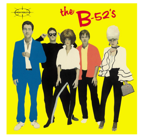 The B-52's ‎– The B-52's.    (Vinyl, LP, Album, Reissue)