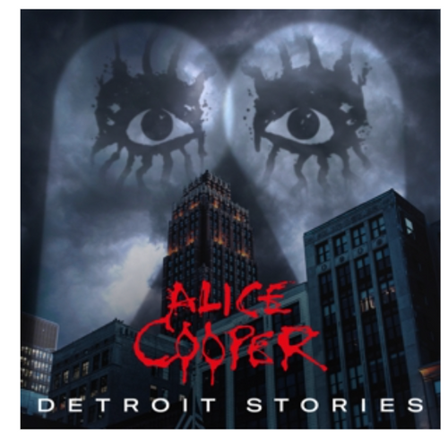 Alice Cooper  ‎– Detroit Stories.   (2 × Vinyl, Album)
