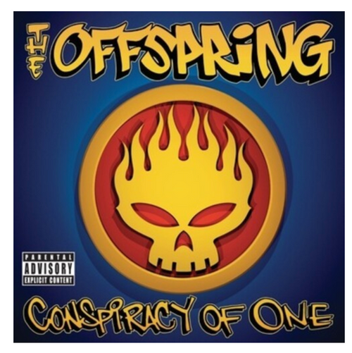 The Offspring ‎– Conspiracy Of One.   (Vinyl, LP, Album, Limited Edition, 20th Anniversary Edition)