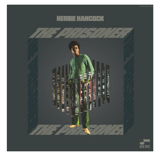 Herbie Hancock ‎– The Prisoner.   (Vinyl, LP, Album)