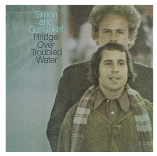 Simon And Garfunkel ‎– Bridge Over Troubled Water.   (Vinyl, LP, Album, 180 gram)