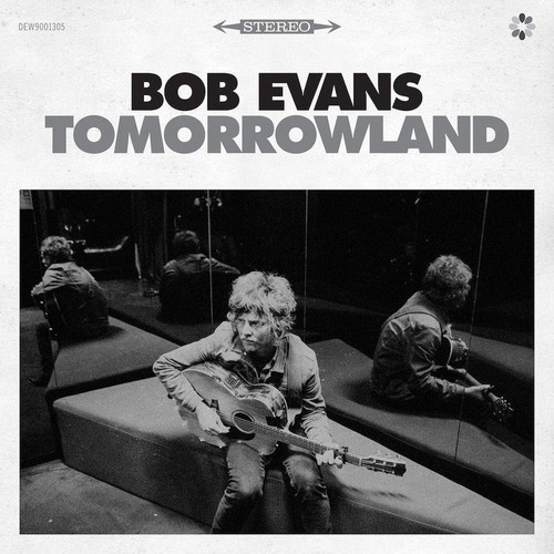 Bob Evans - Tomorrowland (Vinyl, LP, Album)