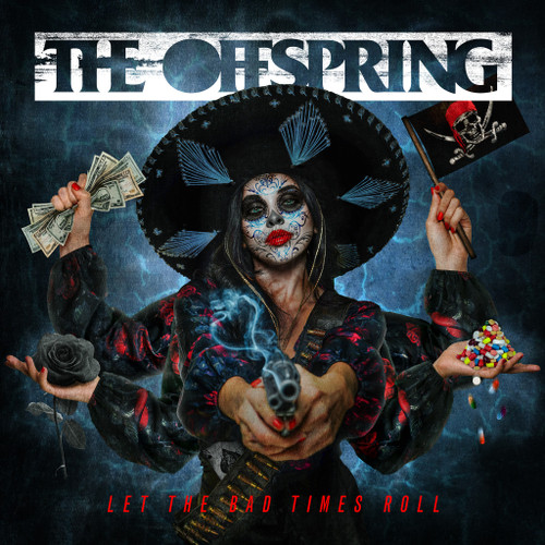 The Offspring - Let The Bad Times Roll (Vinyl, LP, Album, Translucent Blue)