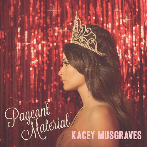 Kacey Musgraves - Pageant Material (Vinyl, LP, Album, Pink Marbled)