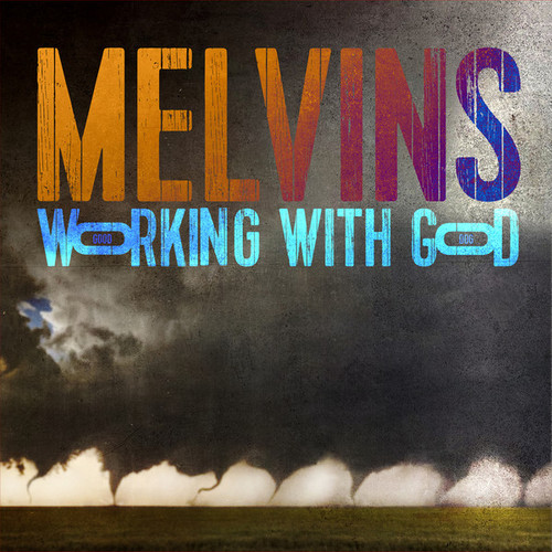 Melvins - Working with God (Vinyl, LP, Album, Stereo)