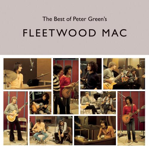Fleetwood Mac - The Best of Peter Green's Fleetwood Mac ( 2 × Vinyl, LP, Compilation, Reissue)