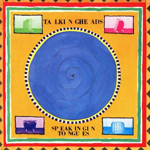 Talking Heads - Speaking in Tongues (Vinyl, LP, Album, Reissue, Blue)