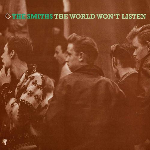 The Smiths - The World Won't Listen (2 × Vinyl, LP, Compilation, Reissue)
