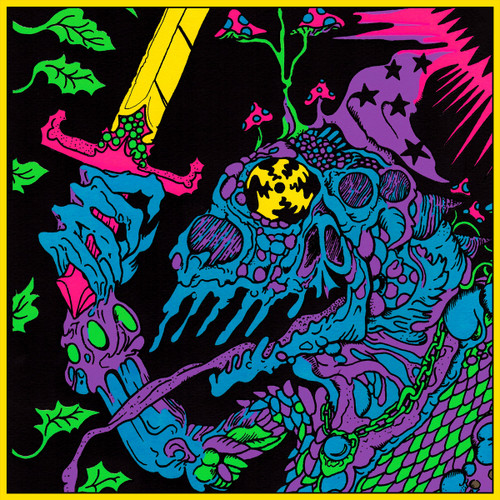 King Gizzard and The Lizard Wizard - Live in Adelaide '19 (3 × Vinyl, LP, Limited Edition, Transparent Blue)