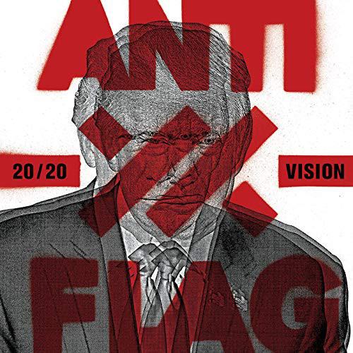 Anti-Flag - 20/20 Vision (Vinyl, LP, Album, White)