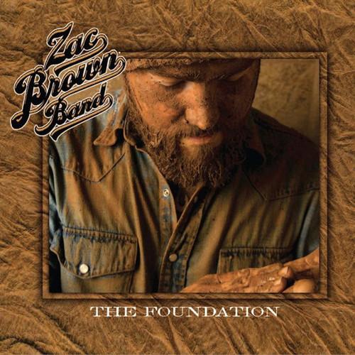 Zac Brown Band - The Foundation (Vinyl, LP, Album)