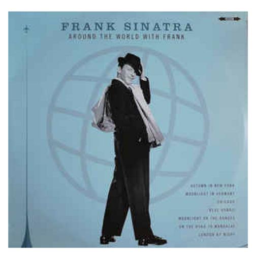 Frank Sinatra – Around The World With Frank.   (Vinyl, LP, Compilation)