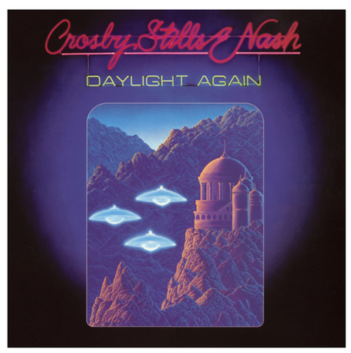 Crosby, Stills & Nash – Daylight Again.   ( Vinyl, LP, Album)