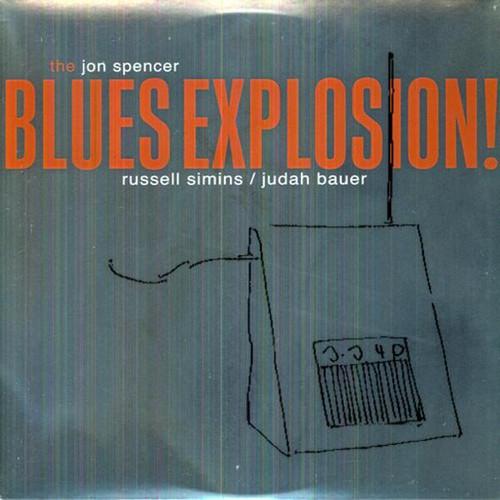 The Jon Spencer Blues Explosion - Oranges (VINYL LP)