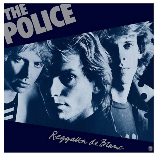 The Police ‎– Reggatta de Blanc.   (Vinyl, LP, Album, 180g)