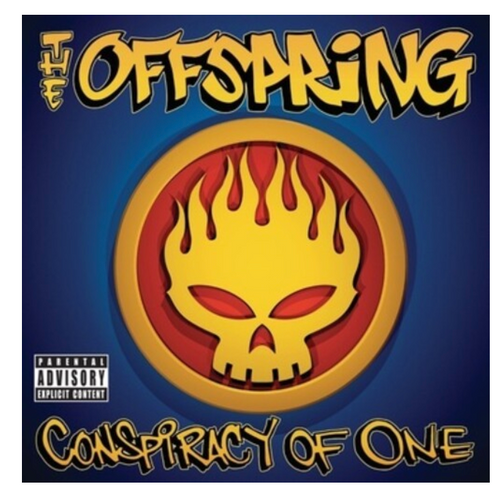 The Offspring – Conspiracy Of One.   ( Vinyl, LP, Album, 20th Anniversary Edition, Yellow, Red Splatter, Slipmat)