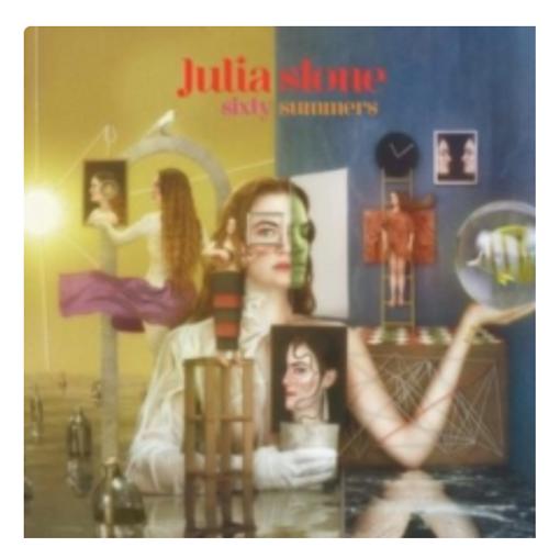 Julia Stone – Sixty Summers.   (Vinyl, LP, Album, Gold)