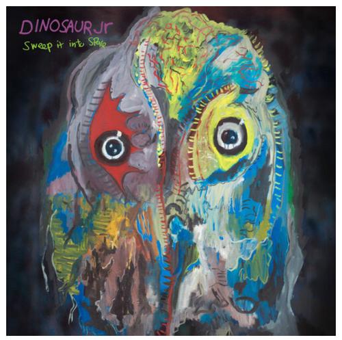 Dinosaur Jr. – Sweep It Into Space.   (Vinyl, LP, Album, Limited Edition, Purple Ripple)