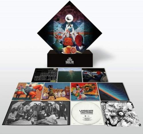 The Mars Volta – La Realidad De Los Sueños.   (Box Set, Compilation, Deluxe Edition, Numbered)