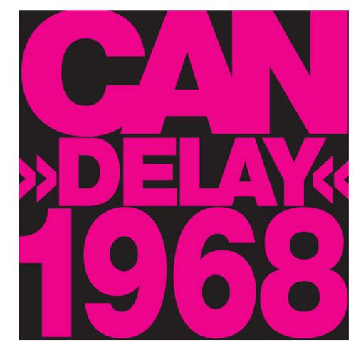 Can – Delay 1968.   (Vinyl, LP, Album, Reissue, Pink Transparent)