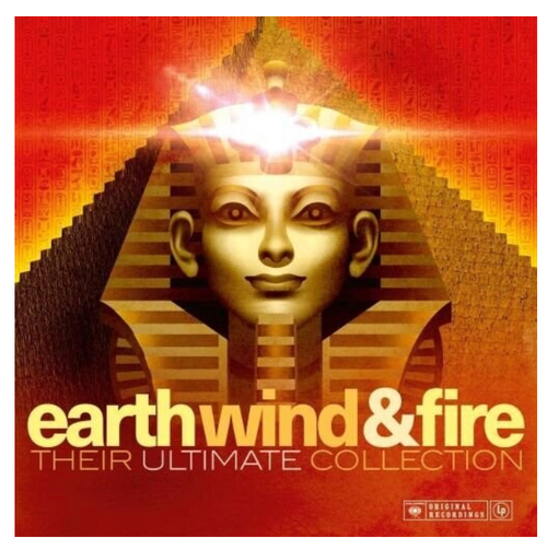 Earth, Wind & Fire – Their Ultimate Collection.   (Vinyl, LP, Compilation)