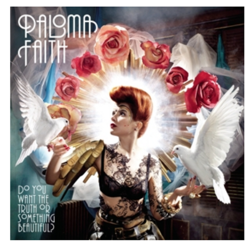 Paloma Faith – Do You Want The Truth Or Something Beautiful?    (Vinyl, LP, Album, Reissue, Stereo, Red Clear)