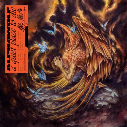 Alpha Wolf - A Quiet Place To Die (Vinyl, LP, Album, Neon Yellow)