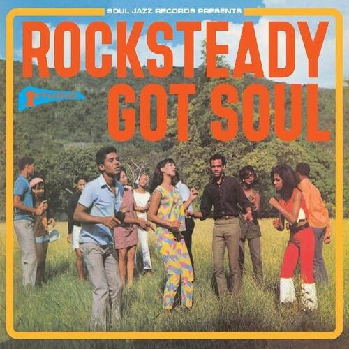 Various - Rocksteady Got Soul (2 x Vinyl, LP, Album)
