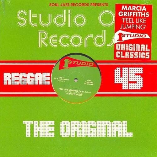 "Marcia Griffiths - Feel Like Jumping (Vinyl, 12"" Single, 45RPM)"