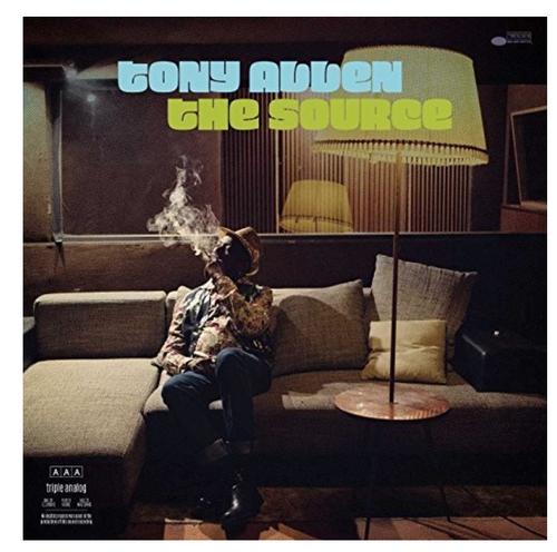 Tony Allen – The Source.   (2 × Vinyl, LP, Album)