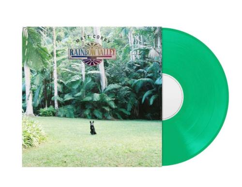 Matt Corby – Rainbow Valley.   (Vinyl, LP, Album, Green)