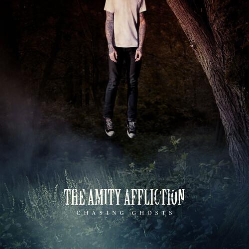 The Amity Affliction - Chasing Ghosts (Vinyl, LP, Album, Lemon)
