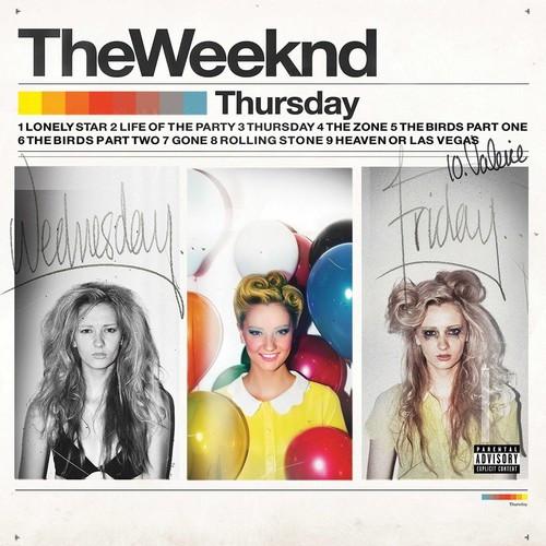 The Weeknd - Thursday (2 x Vinyl, LP, Album)