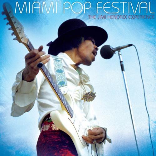 The Jimi Hendrix Experience - Miami Pop Festival ( 2 x Vinyl, LP, Album)