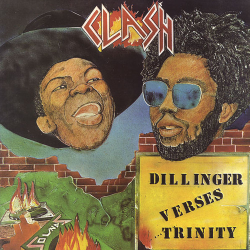 Dilinger Verses Trinity - Clash (Vinyl, LP, Album, Limited Edition, 180g)