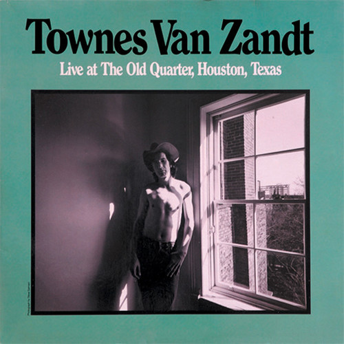 Townes Van Zandt - Live at the Old Quarter, Houston, Texas (2 x Vinyl, LP, Album)