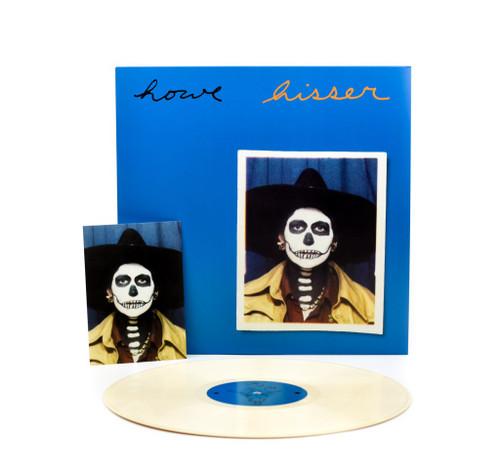 RSD2021 Howe Gelb - Hisser (Vinyl, LP, Album, Limited Edition, Cream)