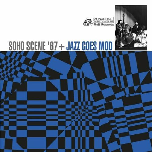 RSD2021 Various Artists - Soho Scene '67 + Jazz Goes Mod (Vinyl, LP, Album, Limited Edition)