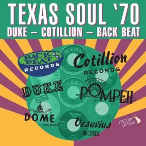 RSD2021 Various Artists - Texas Soul '70 (Vinyl, LP, Album, Limited Edition)