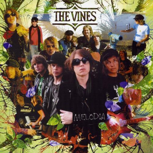 RSD2021 The Vines - Melodia (Vinyl, LP, Album, Limited Edition, Translucent Lime, 180g)