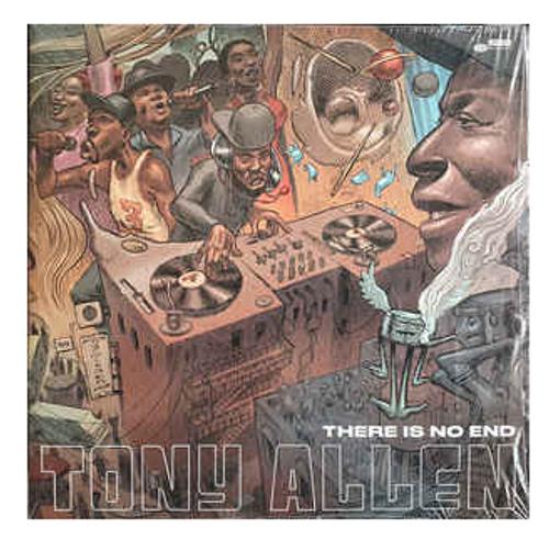 Tony Allen – There Is No End.   (2 × Vinyl, LP, Album)