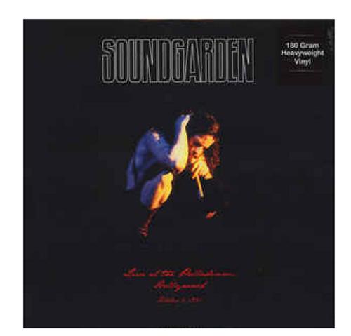 Soundgarden – Live At The Palladium, Hollywood October 6, 1991.    (Vinyl, LP, Album, Blue)