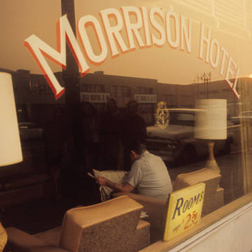 RSD2021 The Doors - Morrison Hotel Sessions (2 x Vinyl, LP, Album, Limited Edition, Numbered, 180g)