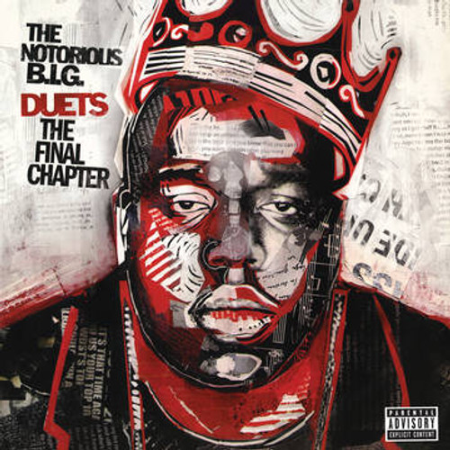 RSD2021 The Notorious B.I.G. - Duets: The Final Chapter (2 x Vinyl, LP, Album, Limited Edition, Red/Black Swirl)