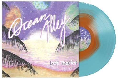 RSD2021 Ocean Alley - Lost Tropics (Vinyl, LP, Album, Limited Edition, Orange in Blue Vinyl)