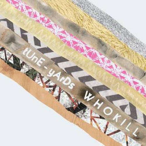 RSD2021 Tuneyards - Whokill (Vinyl, LP, Album, Limited Edition, Multi-Color Splatter)