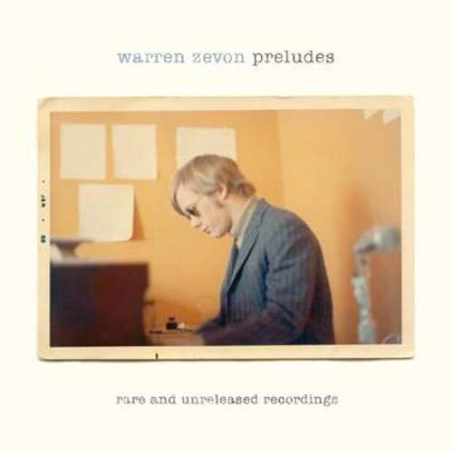 RSD2021 Warren Zevon - Preludes (2 x Vinyl, LP, Album, Limited Edition, Cloudy Blue)