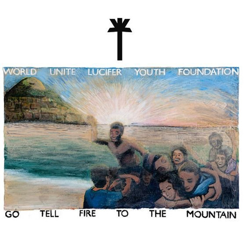 RSD2021 WU LYF - Go Tell Fire to the Mountain (Vinyl, LP, Album, Limited Edition, Clear)